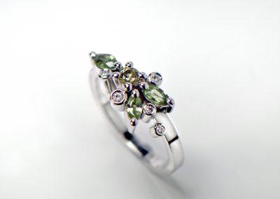 Sapphires&diamonds